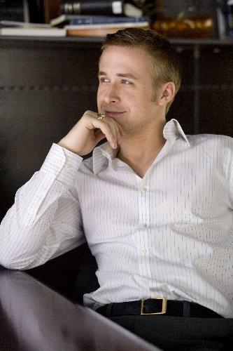 --Ryan Gosling - 29 (Mantastic