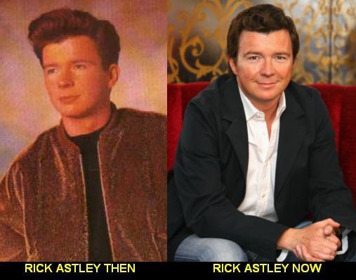 RICK ASTLEY COMP