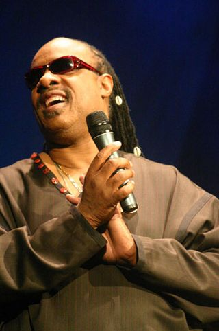Stevie Wonder-photo by  Jess Watt