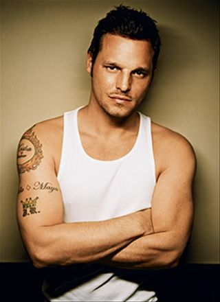 Justin chambers from  grey's anatomy-cc