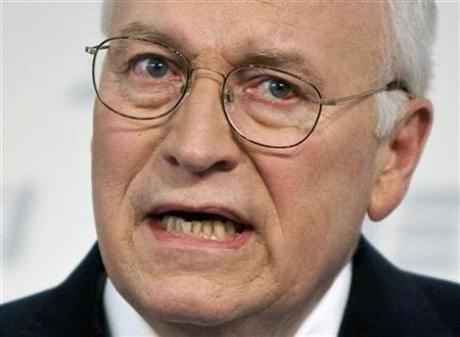 Dick Cheney admitted to Hospital.( his pact with Satan continues)